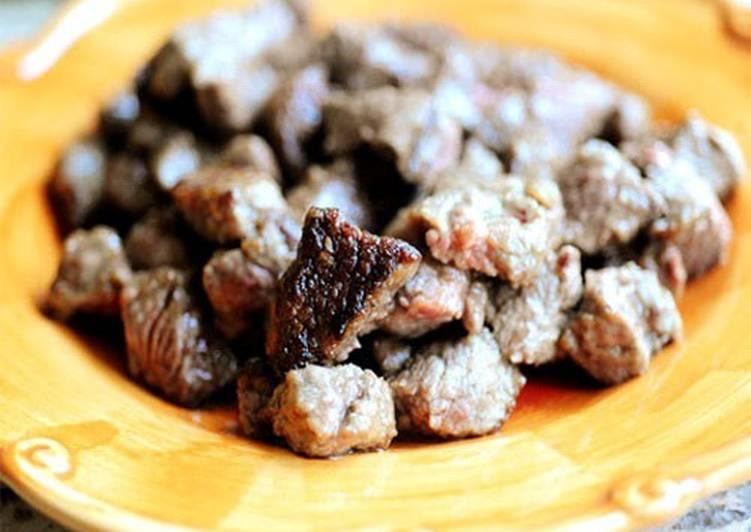 Тушеная говядина по-румынски «Токана»