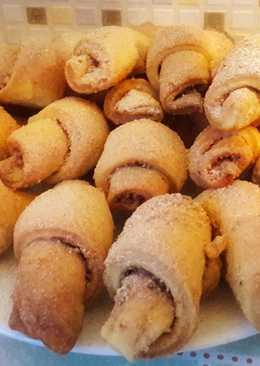 Нежнейшие рогалики с ореховой начинкой IМутакиI