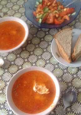 Суп Харчо #кулинарныймарафон