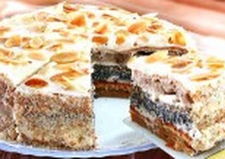 Торт «Роз-мари»