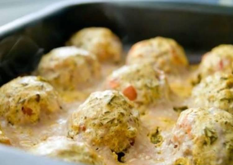 Сливочный соус для тефтелей рецепт