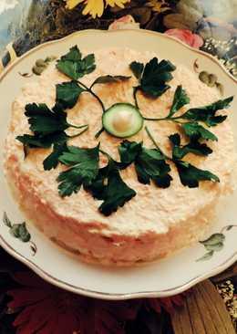Салат из консервы сайра в масле