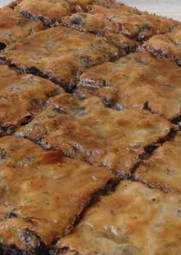 Вкуснейшая Пита(пирог) с маком