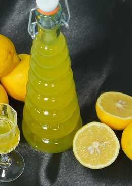 Лимончелло-итальянский лимонный ликер
