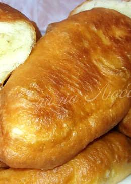 Жареные пирожки с картошкой - вы такие не готовили