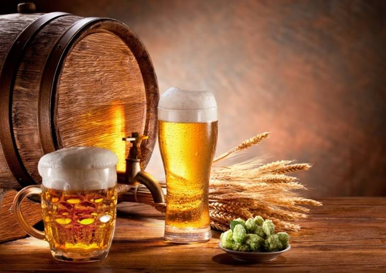 как приготовить темное пиво в домашних условиях