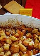 Корень сельдерея запеченный в духовке