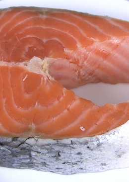 Как засолить красную рыбу/лосось/семга