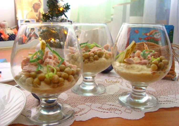 """Оливье"" крем -салат"