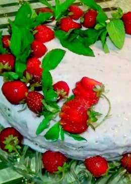 Торт из киселя легко и просто