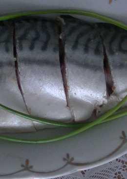 Маринованная скумбрия, самый простой и легкий рецепт
