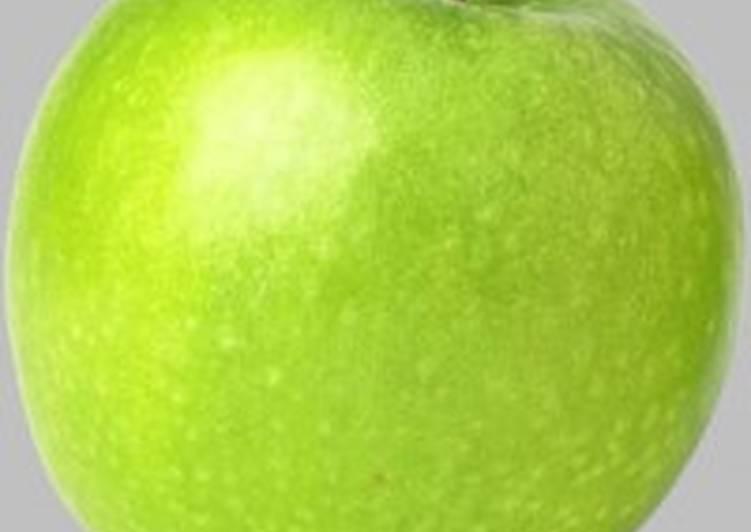 Компот яблочный с пряностями