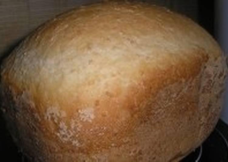 Хлеб на манной крупе с кунжутом