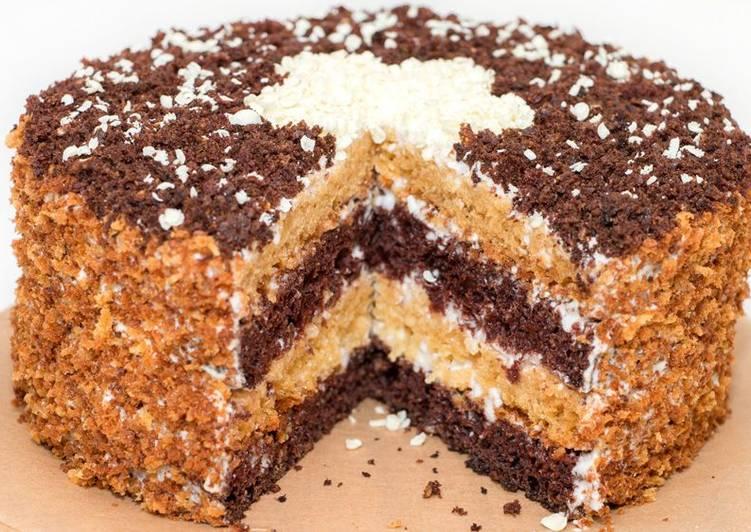 торт нежность самые вкусные рецепты