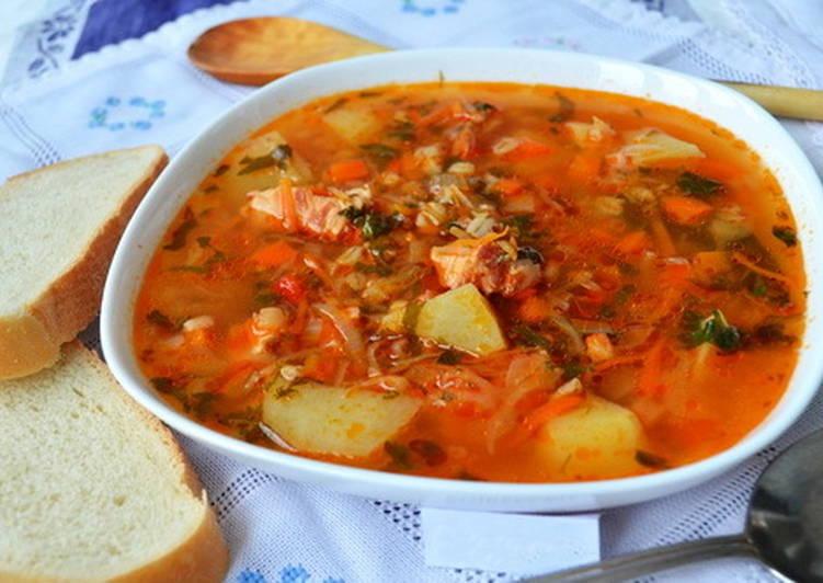 Суп харче как сварить