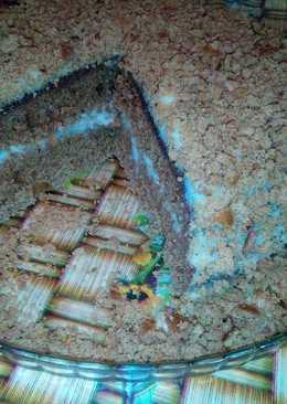 Торт Медовый бисквит в мультиварке