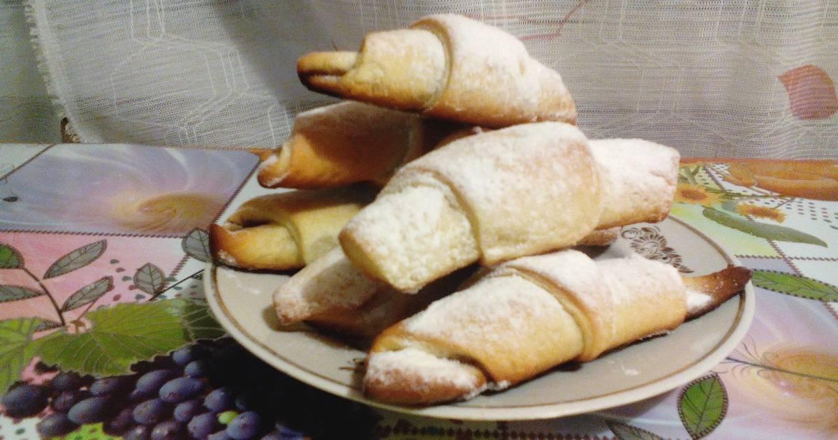 Печенье пальчики с вареньем