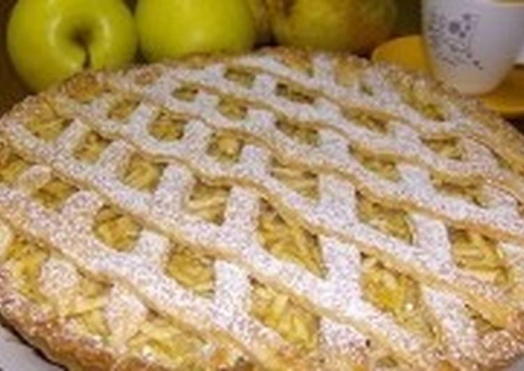 Пирог яблочный «Солнышко»