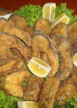 Жареная рыба по балкански