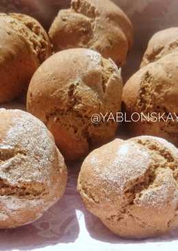 Булочки из из муки (ржаной хлеб)