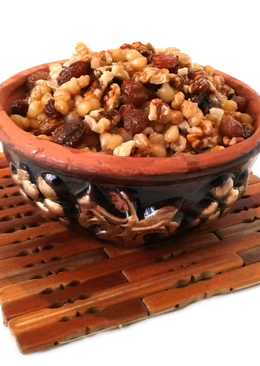 Коркоти. Праздничный десерт - грузинская кухня
