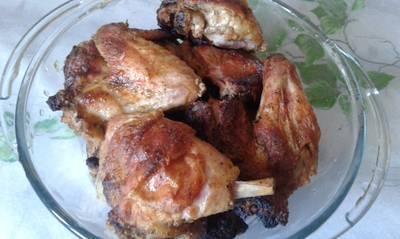 Шашлык из цыплёнка