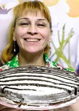Торт зебра - рецепт из детства как мы пекли с сестрой