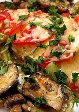 Одно из самых вкусных блюд к ужину — А-ля коктал со скумбрией
