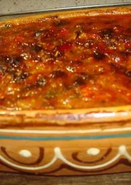 Тавче Гравче (Запеченная фасоль). Постное блюдо. Очень вкусное и простое в приготовлении