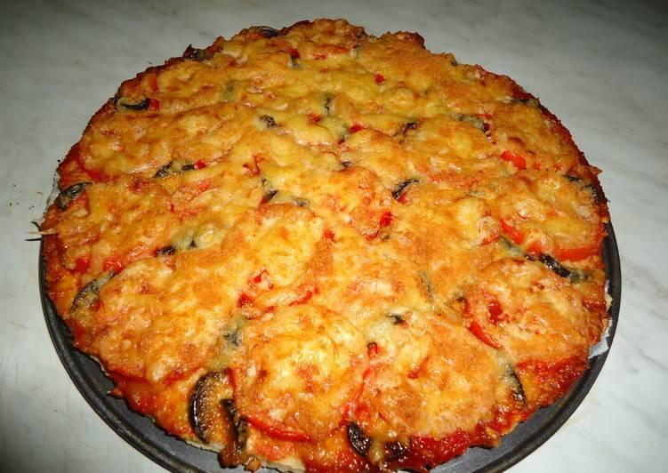 Пицца без теста