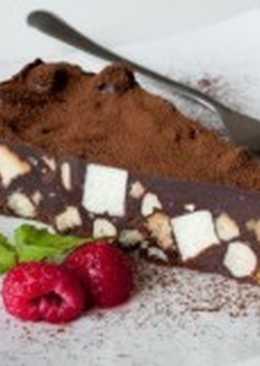 Торт шоколадный «Минутка»