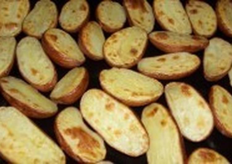 «Радость лентяя» - быстрый запеченный картофель