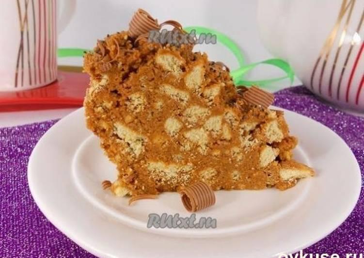 быстрый вкусный торт рецепт муравейник