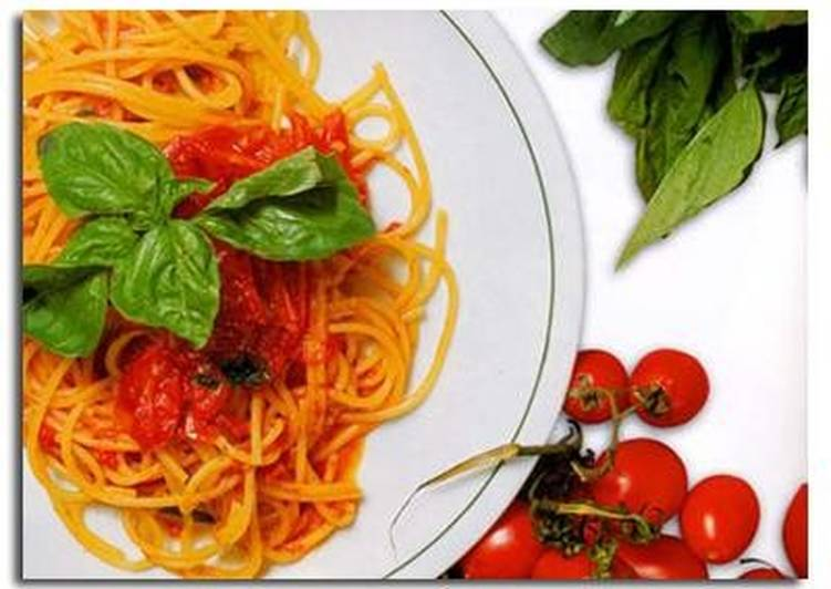 Спагетти «Ницца»
