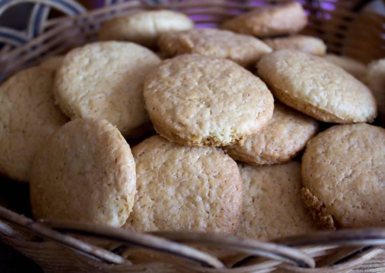 Песочное печенье на рассоле
