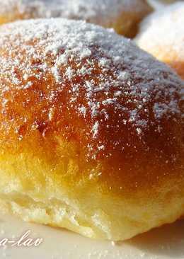 Быстрые пирожки с яблоками как пух на творожном тесте