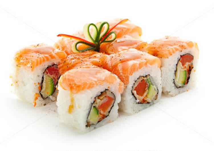 Мои любимые суши-роллы