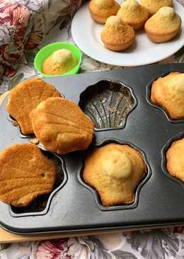 Печенье «Мадлен» #чемпионатмира #франция