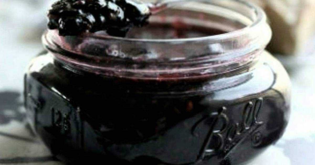 варенье из черемухи с косточками рецепт