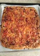 Пицца домашняя #непп