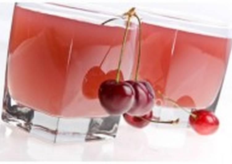 Рецепты: Компот из вишни