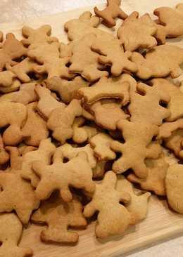 Имбирное печенье. Вкус Рождества и Нового года
