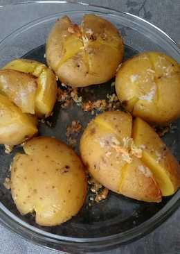 Мятая-картошка по-португальски