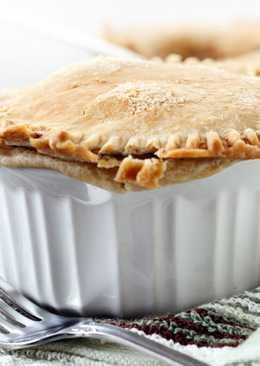 Мясной пирог по-австралийски
