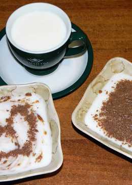 Молочный кисель на десерт