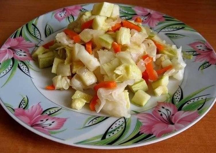 рецепты рагу для пароварки с фото