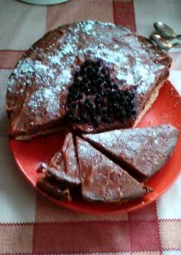 Торт День Ночь