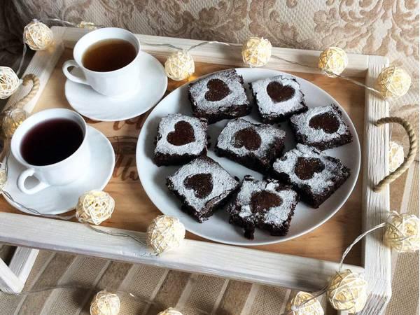 Брауни (классический рецепт) - не нужен шоколад