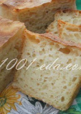 Чиабатта – простой домашний рецепт