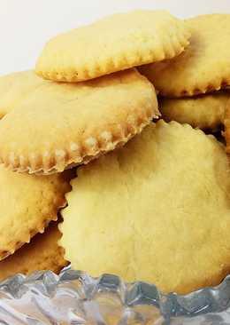 Творожное печенье Детское Легкое и очень вкусное печенье